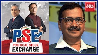 Delhi Satisfied With AAP Govt; Kejriwal Most Favoured As Next CM | Political Stock Exchange