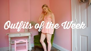 Outfits of the Week ✨ OOTW ✨ Spring Outfits