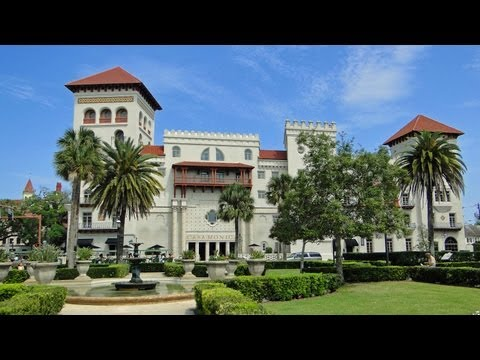 St. Augustine Florida  amazing excursion HD