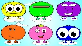 Colors Song 4 | Sing and Learn Colors Nursery Rhyme For Children
