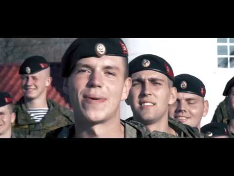 Эстафета «Звезда морского пехотинца» - Каспийская флотилия