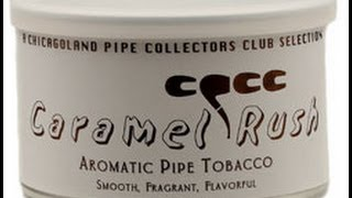 Tobacco Review : Caramel Rush (McClelland Club Blend)