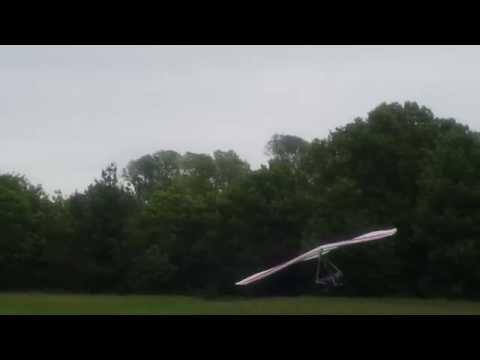 ICARO 2000 Prova Volo Deltaplano Elettrico RXBip