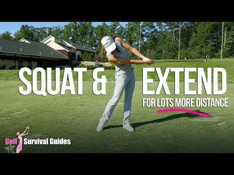 Squat and Extend for Lots More Distance