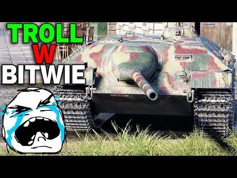 TROLL w BITWIE  - Fail Compilation - World of Tanks