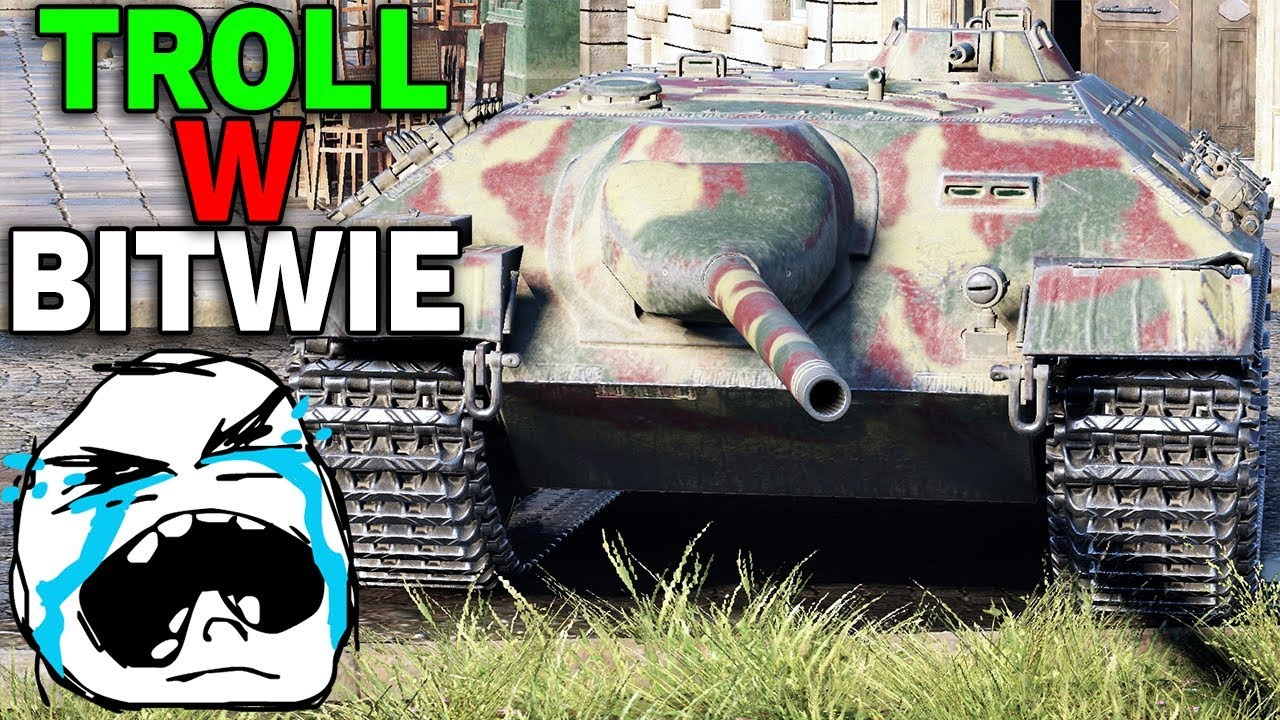 TROLL w BITWIE  – Fail Compilation – World of Tanks