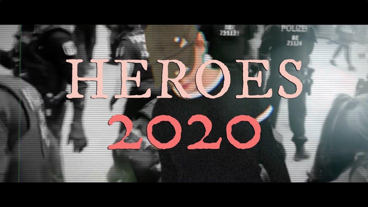 HEROES 2020 - DIE HYMNE DER CORONA-HELDEN - Alien's Best Friend