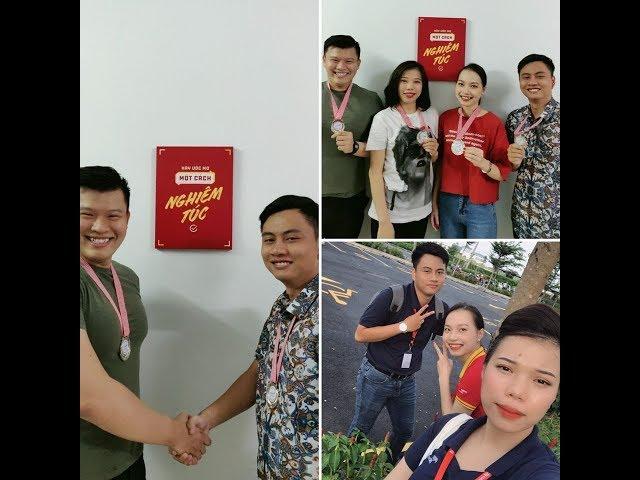 Chia sẻ kinh nghiệm thi tuyển tiếp viên hàng không Vietjet Air tại Hà Nội