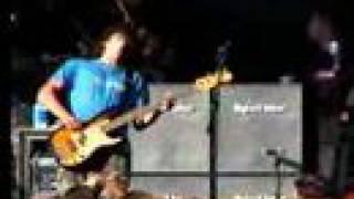 Deftones August 6, 1998 Lotion Warped Tour Live Jacksonville