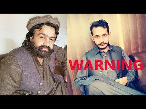 Wali Khan Lala 786 Group Warning To Shazad Bhatti 333 Group