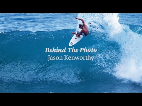 Bruce + Andy Irons Through The Eyes Of Photographer Jason Kenworthy | Behind The Photo