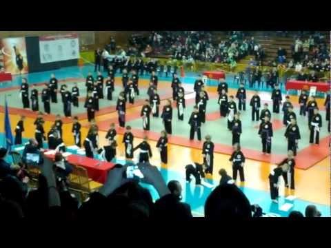 Qwan Ki Do:Demonstratie KIM-HO-DAO IASI