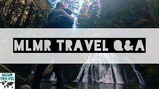 MLMR Travel Q A Travel Vlog