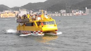 フロンティア号 (唐戸港~巌流島)