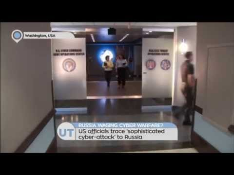 Russia Waging Cyber Warfare? US officials trace