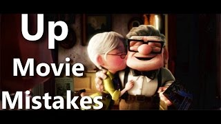 10 Hidden Disney Up MISTAKES Adult Only Seen | Disney Up Movie MISTAKES