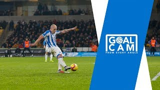 🇦🇺 WHAT AN AFTERNOON FOR MOOY! GOAL CAM | Aaron Mooy vs Wolves