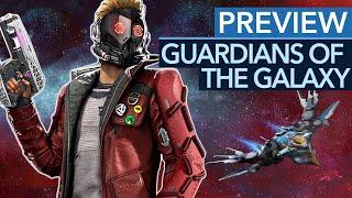 Lernt Guardians of the Galaxy aus den Fehlern von Marvel's Avengers?