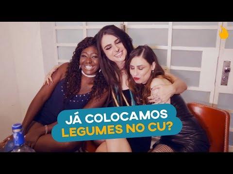 EU NUNCA COM Emme White e Kyara Ebony - 동영상