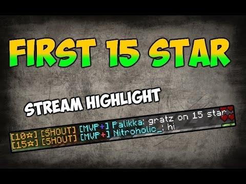 FIRST 15 STAR ?! Stream Highlight