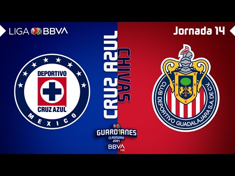 Cruz Azul Guadalajara Chivas Goals And Highlights