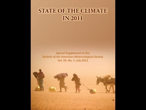 Taking the Pulse of the Planet: The State of the Climate 2011