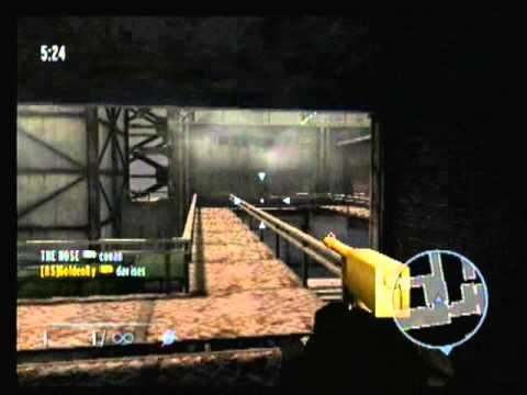 GoldenEye: Clip: Comments THE SHOWER.