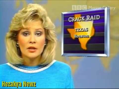 CBS NEWS SPECIAL: CRACK WARS OF THE 1980'S(A Look At The Failed War On Drugs)