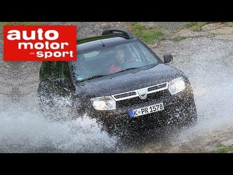 Einzeltest Dacia Duster