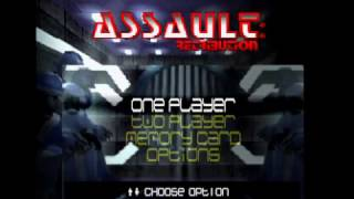 PSX Longplay [318] Assault: Retribution