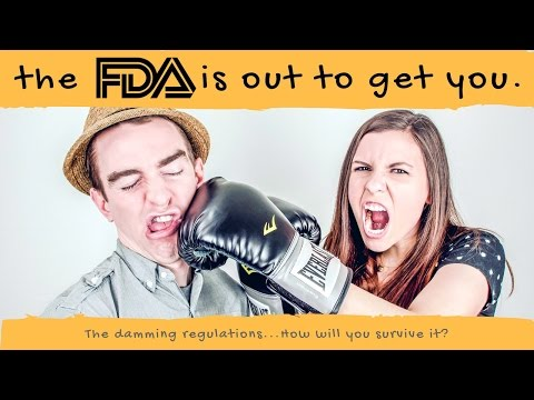 FDA Vs Vaping: What Will YOU Do? - VLOG#2