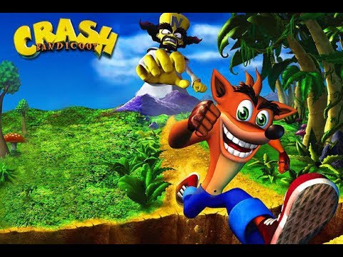 crash bandicoot rom playstation