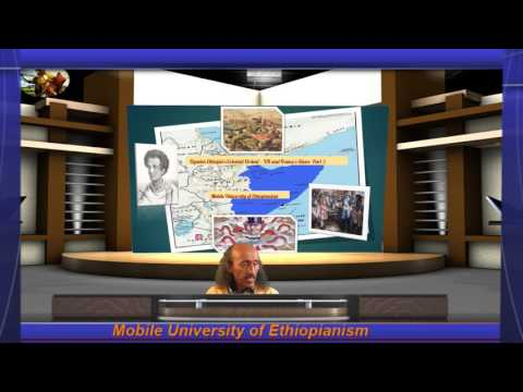 Taariikh Sir culus Ogaden Ethiopia's Colonial Ordeal   UK and France's Share Part 3