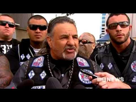 Rebels bikers