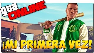 GTA 5 ONLINE PC - Mi primera vez (Noobeando, hay que ser sinceros)