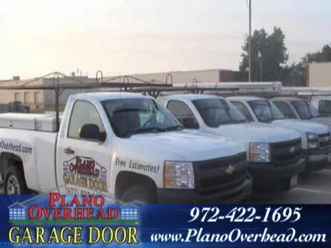 Plano overhead garage door plano texas garage door and for Garage door repair plano