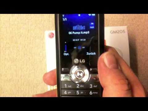 Das LG GM205 mit Dolby Mobile im Test bei m4gic.net