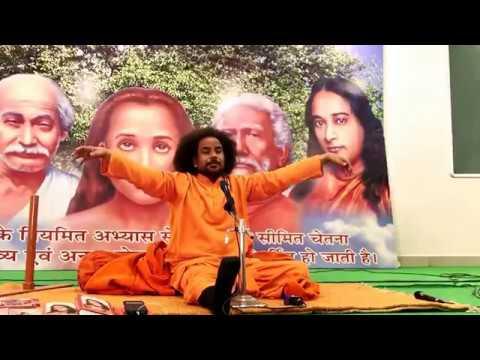 Kriyayoga morning LIVE (Allahabad, 20-01-2018)