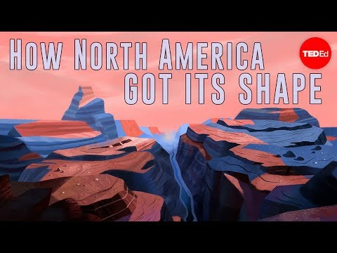 How North America Got Its Shape - Peter J. Haproff