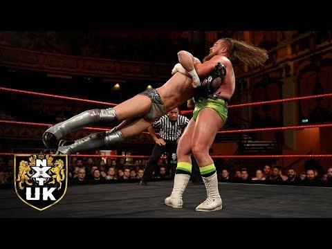 Joe Coffey def. Ligero: NXT UK, Dec. 26, 2018