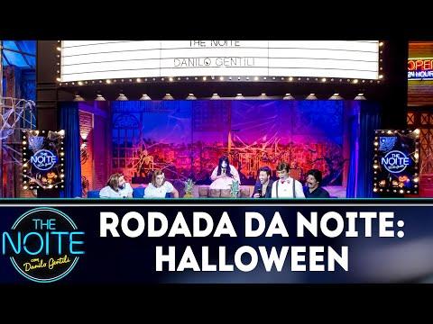 Rodada da Noite: Halloween  The Noite 311018