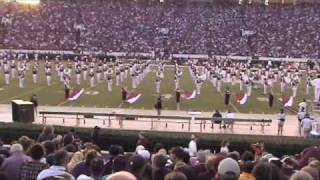 MSU Pregame Activities - Famous Maroon Band