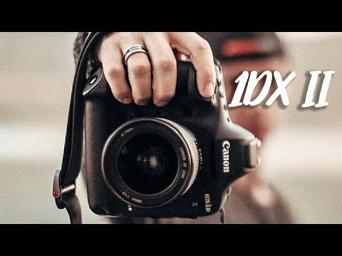 Is the Canon 1DX II still worth buying in 2019?