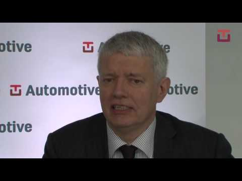 TU-Automotive Europe 2015 - Pierre Masai, CIO, Toyota