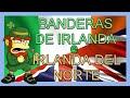 Bandera de Irlanda e Irlanda del Norte