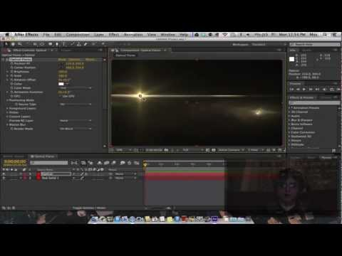 Optical Flares Adobe After Effects CS6 Free [MAC]