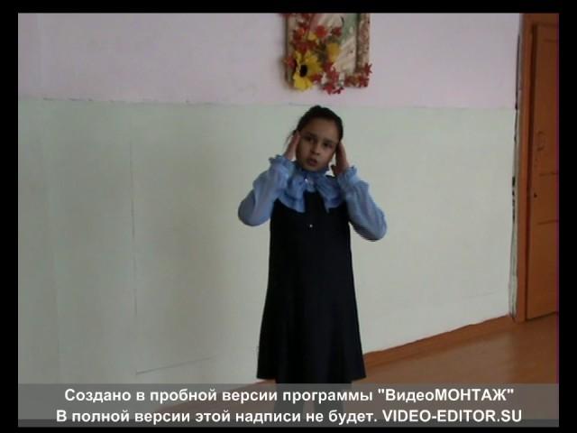 Изображение предпросмотра прочтения – АльбинаМедведева читает произведение «Стрекоза и Муравей» И.А.Крылова