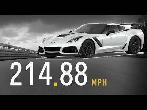 2019 Corvette Zr1 >> 2019 Corvette ZR1 Top Speed Run - YouTube