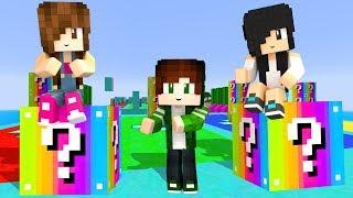 Minecraft Lucky Block - ESPECIAL DIA DAS CRIANÇAS