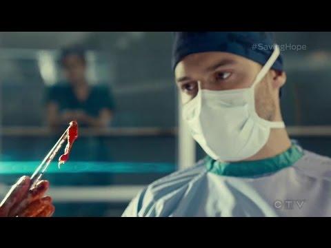 Saving Hope S04E13 Goodbye Girl